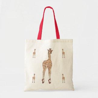Prima Donna Giraffe Tote Bag