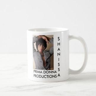 PRIMA DONNA PRODUCTIONS... COFFEE MUG
