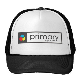Primary Apparel T-Shirt Cap