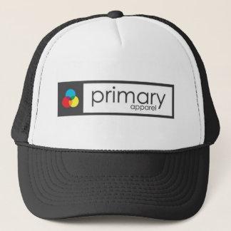 Primary Apparel T-Shirt Trucker Hat