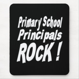 Primary School Principals Rock! Mousepad