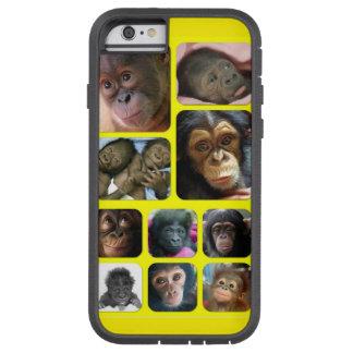 PRIMATE IPHONE 6+ CASE TOUGH XTREME iPhone 6 CASE