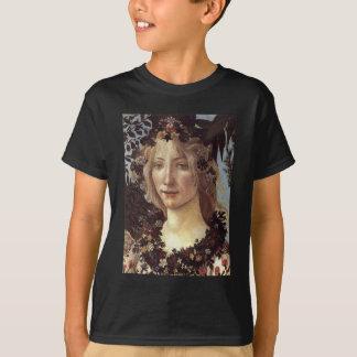 Primavera (detail - Flora, Goddess of Spring) T-Shirt