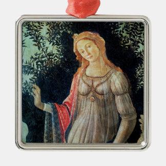 Primavera, detail of Venus, c.1478 Christmas Ornament