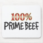 Prime Beef 100 Percent Mouse Pads