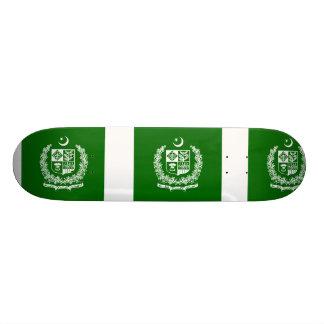 Prime Minister Of Pakistan, Pakistan Skateboard Deck