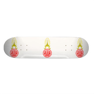 Prime Minister Of Thailand, Thailand Skateboard Deck