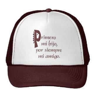 Primero Mi Hijo© Hats
