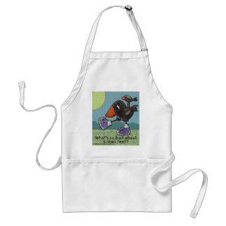 Primitive Crows- Crows Feet Standard Apron