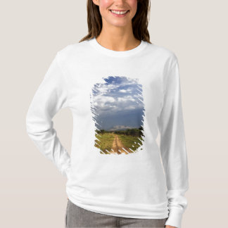 Primitive dirt road across the northern T-Shirt