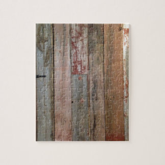 primitive farmhouse western country barn wood puzzles