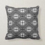 Primitive Geometric Strings in Black and White Cushion