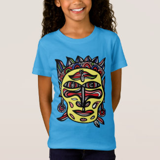 """Primitive Mask"" Girls' T-Shirt"