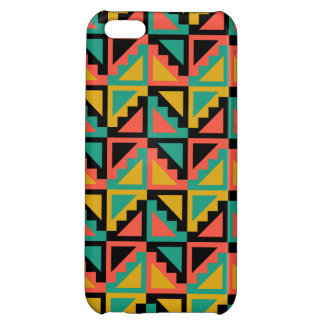 Primitive Mexican Steps Pattern Case For iPhone 5C