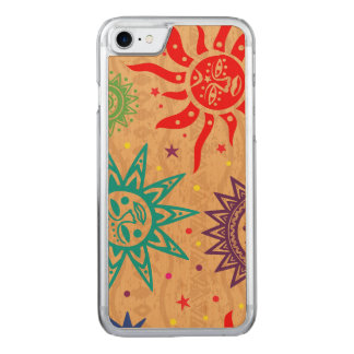Primitive Suns - SRF Carved iPhone 7 Case