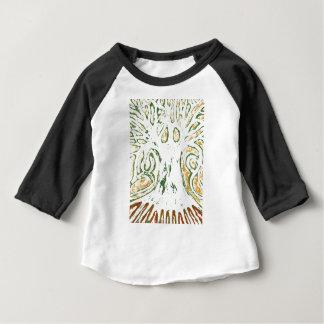 Primitive Tree Baby T-Shirt