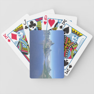 Primordial Landscape Bicycle Playing Cards