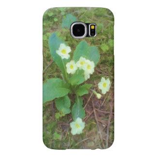 primrose Flower Samsung Galaxy S6 Cases