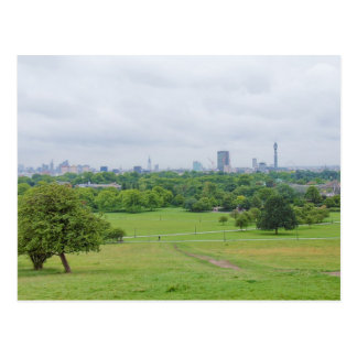 Primrose Hill London Postcard