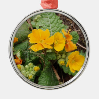 Primula Crescendo Golden Christmas Ornament