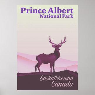 Prince Albert National Park, Saskatchewan, Canada Poster