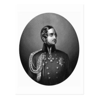 Prince Albert Portrait Postcard