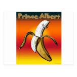Prince Albert Post Cards
