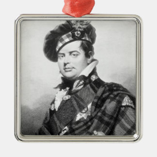 Prince Augustus Frederick, Duke of Sussex Christmas Ornament
