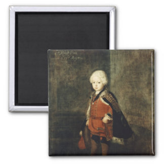 Prince Augustus William aged four, 1734 Refrigerator Magnets