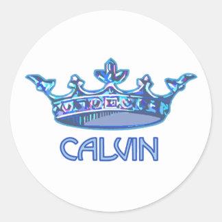 Prince Calvin Stickers