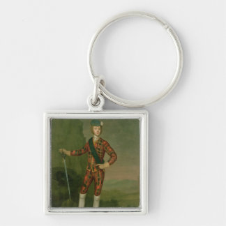 Prince Charles Edward Stuart Key Ring