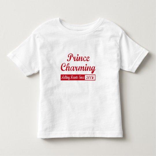 Prince Charming 2008 Toddler T-Shirt