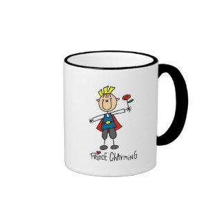 Prince Charming Tshirts and Gifts Ringer Mug