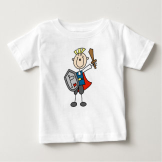 Prince Charming With Sword Baby T-Shirt