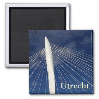 Prince Claus Bridge, Utrecht Magnets