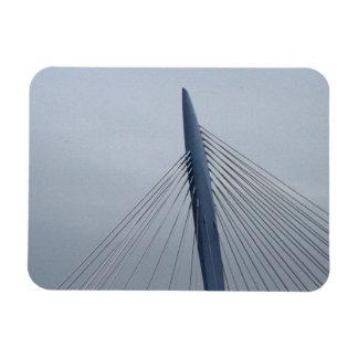 Prince Claus Bridge, Utrecht Flexible Magnet