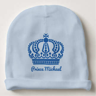 Prince custom name infant hat baby beanie