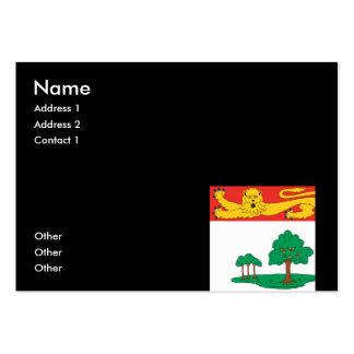 PRINCE EDWARD BUSINESS CARD