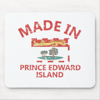 Prince Edward Coat of arms Mousepad