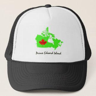 Prince Edward Island Customize Canada hat