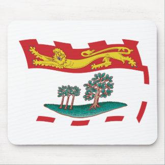 Prince Edward Island Flag Mousepad