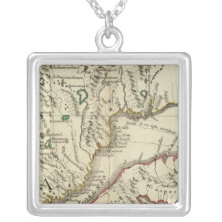 Prince Edward Island, New Brunswick Silver Plated Necklace