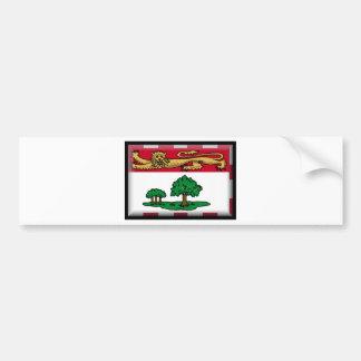 Prince Edward Islands (Canada) Flag Bumper Sticker