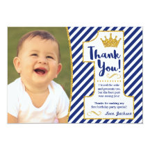 1st birthday thank you cards invitations zazzle bookmarktalkfo Image collections
