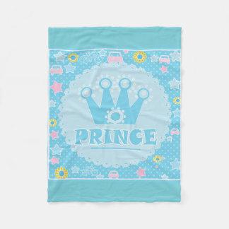 Prince . fleece blanket