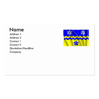 PRINCE GEORGE BUSINESS CARD TEMPLATES