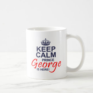 Prince George is Here Coffee Mug