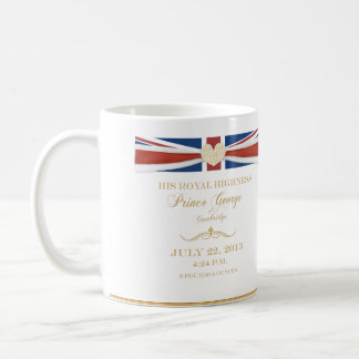 Prince George of Cambridge Souvenir Mug