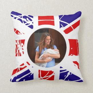 Prince George Royal Baby Cushion
