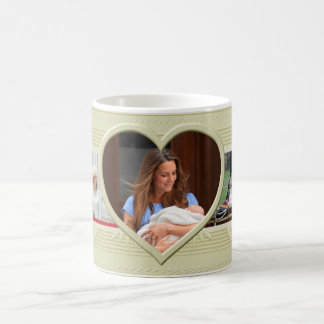 Prince George Royal Family Coffee Mug